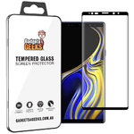 3D Tempered Glass Screen Protector for Samsung Galaxy Note 9 - Black